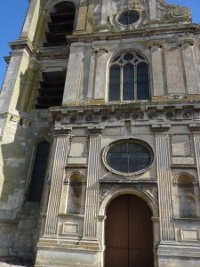 L'église du Mesnil-Aubry
