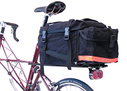 Touring rear bag SST TSR